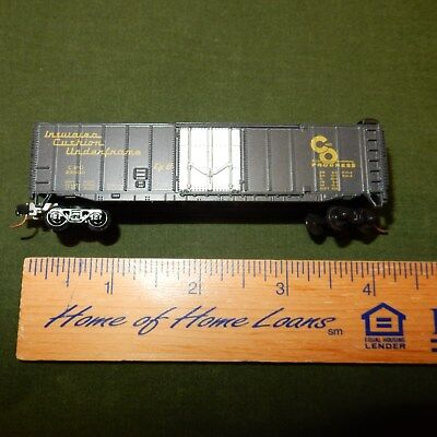 N scale Bachmann 51' Mechanical Steel Reefer Car C & O For Progress #23000 for sale  Boonville
