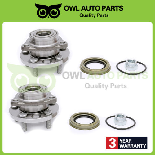 Note: Standard 2004 For Pontiac Sunfire Front Wheel Bearing and Hub Assembly x 1
