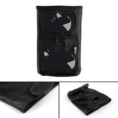 1Pcs Soft Leather Case For YAESU VX-6R VX-7R VX-7E Two-Way Radio Walkie Talkie B for sale  Shipping to Ireland