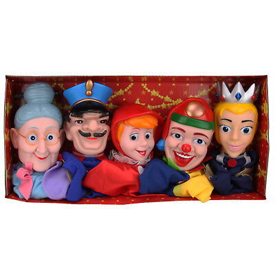 Kasperpuppen Kasperlepuppen Handpuppen Set Kasperletheater Puppen Kasperfiguren
