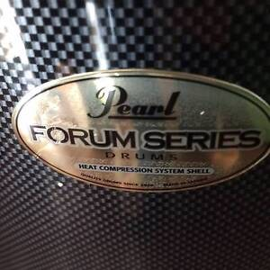 PEARL FORUM 6 PIECE DRUM KIT $850 neg Blaxland Blue Mountains Preview