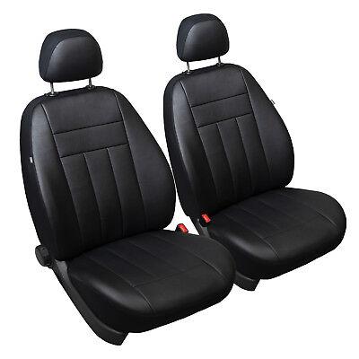 Sitzbezüge dunkel grau vorne KOS AUDI 80
