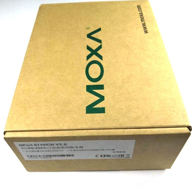 New & Genuine MOXA NPort 5110 NPort5110 Serial Device Server