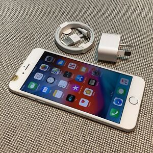 iPhone 6 Plus 64GB Silver Unlocked Warranty