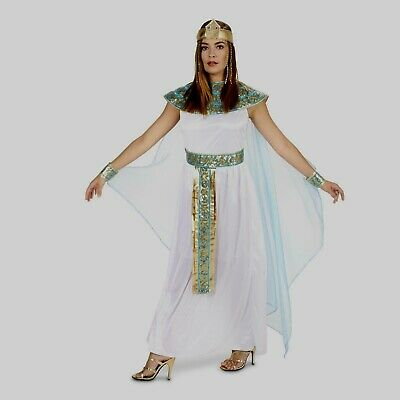 Pharaoh's Queen Adult Costume. Size: Small