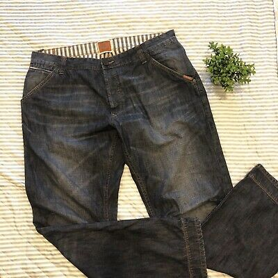 Superdry Union Denim Jeans Size 38 X 32