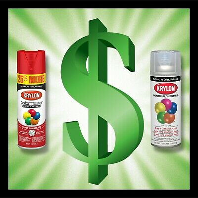 Make Easy Money With 2 Cans Of Paint