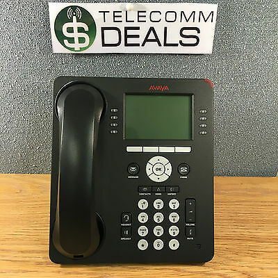 Avaya 9508 Ip Digital Telephone Refurbished 700500207 1 Year Warrantygrade A