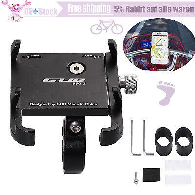GUB PRO2 Alu  Fahrradhalterung GPS Handy Motorrad Halterung Bike Smartphone