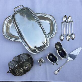 Assorted silver collection Annandale Leichhardt Area Preview