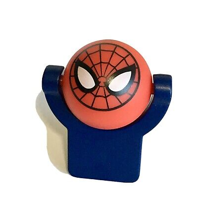 Projectables Marvel Spider-Man LED Plug-In Night Light Red Blue 13341