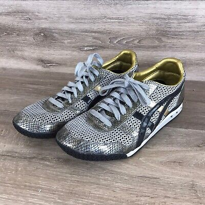Asics Onitsuka Tiger Ultmate 81 HN201 Running Shoes Mens Size 7 women's 9 40