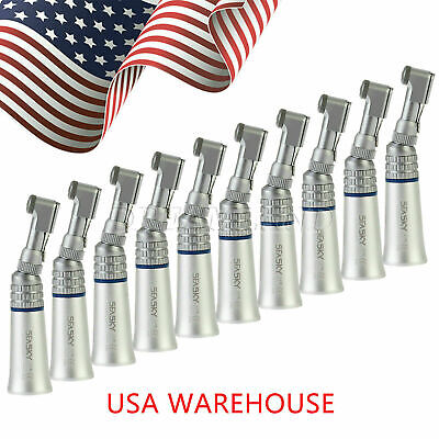 10 Dental Nsk Ex Style Slow Low Speed Contra Angle Handpiece Latch Wrench Head