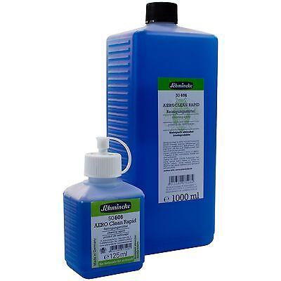 Schmincke Aero Clean Rapid 1000ml Cleaner Reinigungsmittel Hilfsmittel 50 606