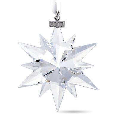 Swarovski 2017 Snowflake Christmas Ornament