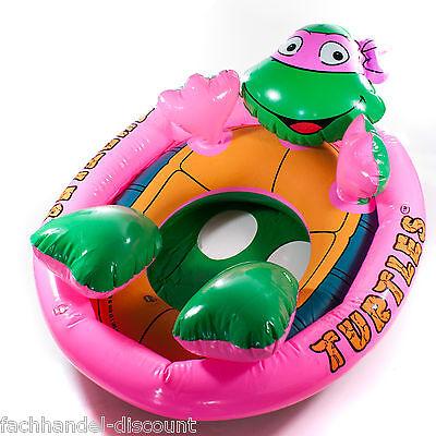 Turtles Baby Schwimmring,Schwimmhilfe,Badesitz,Schwimmsitz,Ring,Badering