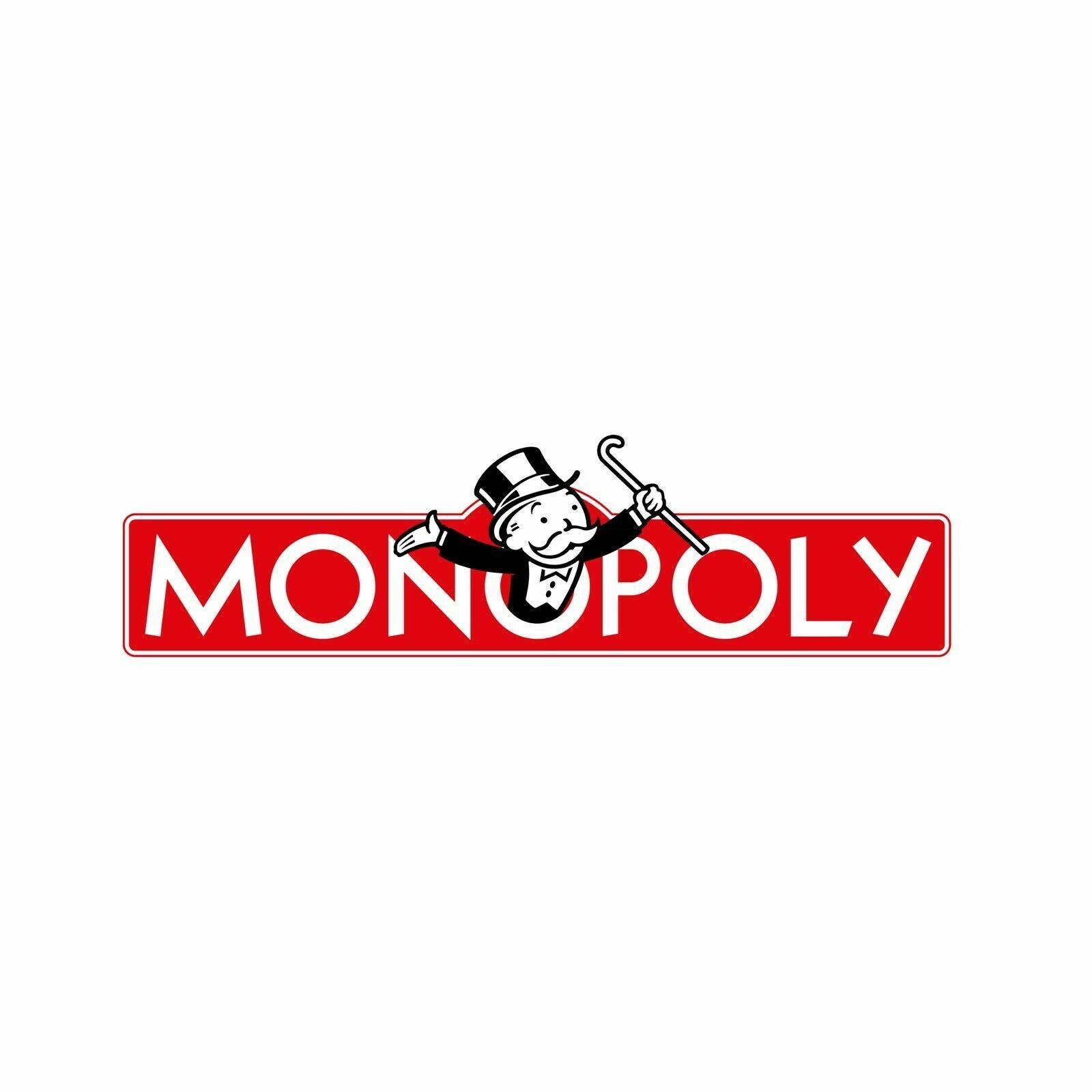 Home Decoration - MONOPOLY STICKER