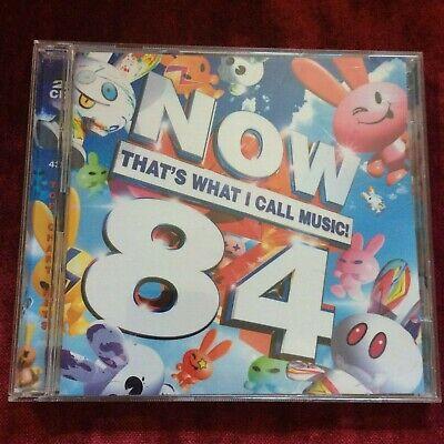 NOW THAT'S WHAT I CALL MUSIC 84! (2013) 2xCD 43 tracks Bruno Mars Ke$ha Bastille