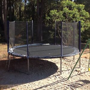 Free- 16 foot trampoline Chidlow Mundaring Area Preview