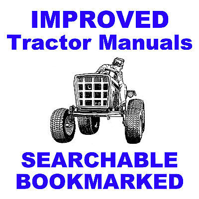 Allis Chalmers Ac 7060 7080 Tractor Shop Service Manual - Searchable Indexed Cd