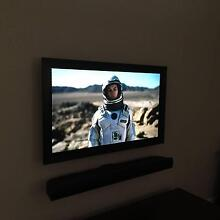 Bang & Olufsen BeoVision 4-50 Black and BeoLab 7-2 Black Northwood Lane Cove Area Preview