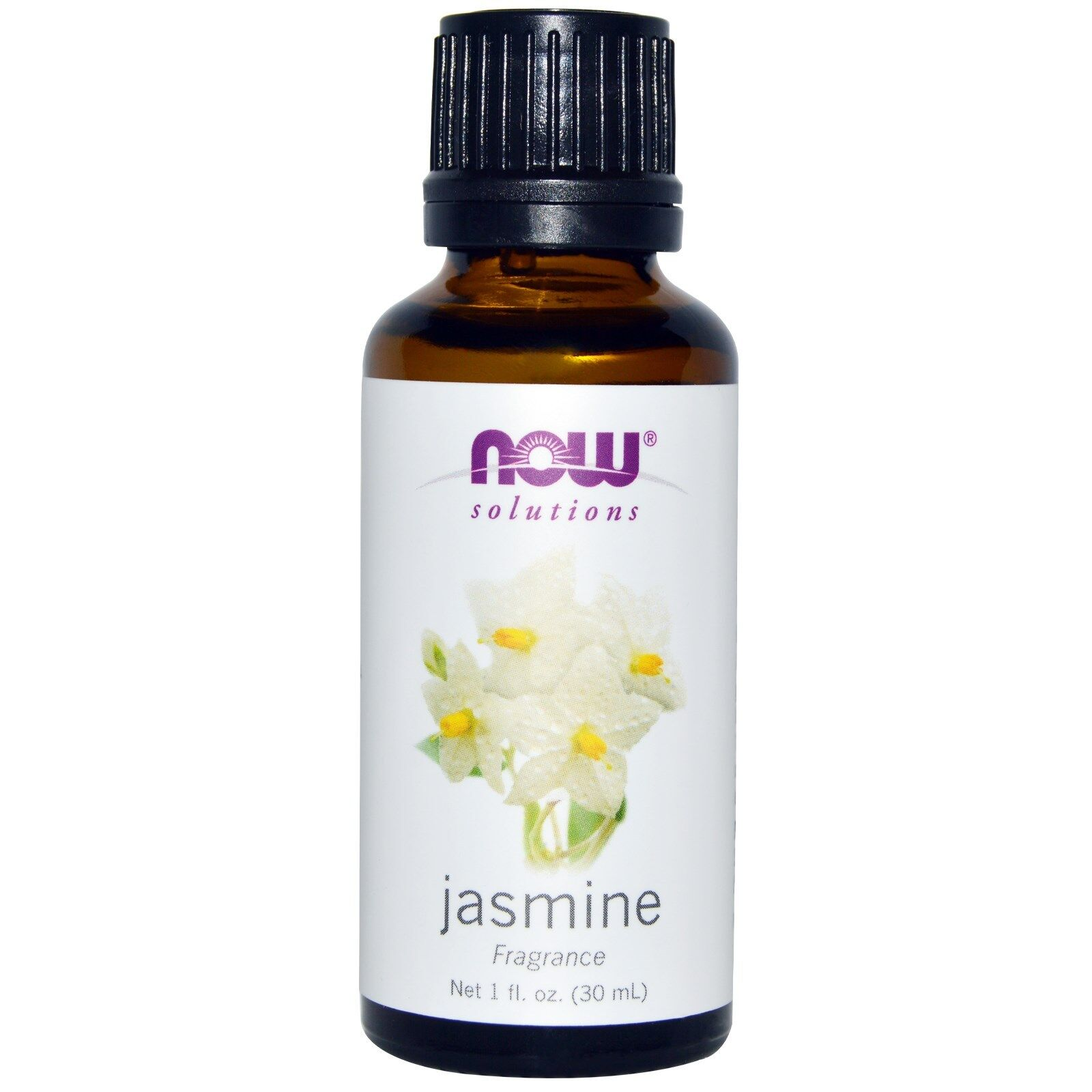 NOW Foods 1 oz Essential Oils and Blend Oils - FREE SHIPPING! Jasmine Fragrance