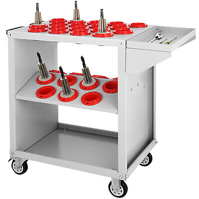 Bt50 Cnc Tool Trolley Cart Holders Toolscoot Rolling Tool Box Heavy Duty Pro