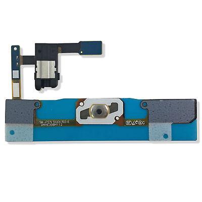 OEM Home Button Sensor Earphone Jack Flex Cable For Samsung Galaxy J7 2017 J727 - Oem Samsung Jack