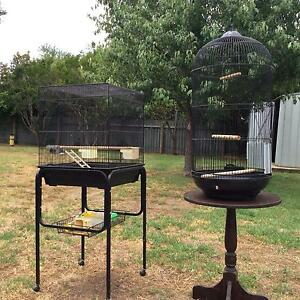 Black bird cages Lake Albert Wagga Wagga City Preview