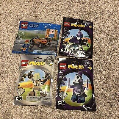 LEGO Mixels Series 3 Cartoon Network City New Sealed 41523 41525 41526 30357