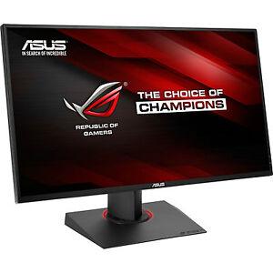 ASUS ROG SWIFT PG278Q 27 Zoll 3D Monitor 144Hz 16:9 DisplayPort NVIDIA® G-Sync™