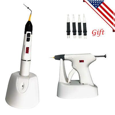 Endodontic Dental Obturation Endo System Gun Heated Pen Gutta Percha Tip Gift