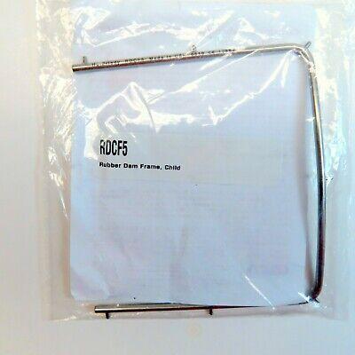 Dental Rubber Dam Frame Child Rdcf5 Hu Friedy Original