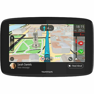 TOMTOM GO 620 PKW Navigationsgerät 6 Zoll Kartenmaterial Weltweit 152 Länder NEU