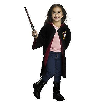Toddler Boys Girl Harry Potter Gryffindor Hogwart Student Halloween Costume Robe - Boy Toddler Halloween Costume