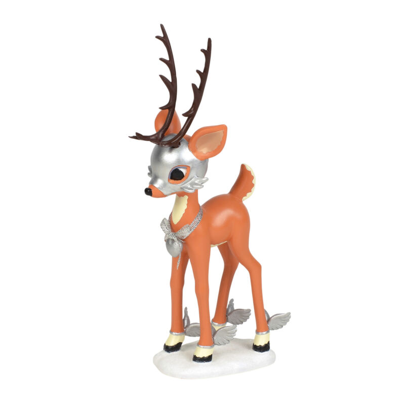 Department 56 Rudolph the Red-Nosed Reindeer Dasher Figurine 8.5 Inch