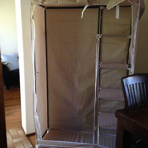 Portable Wardrobe Maryland Newcastle Area Preview