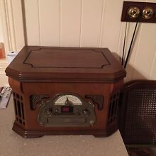 RADIO CD AND RECORD PLAYER $50 Burrum Town Fraser Coast Preview
