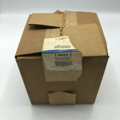 Johnson Controls Model T-5800-3 Pneumatic Dual Input Receiver Controller *NIB*