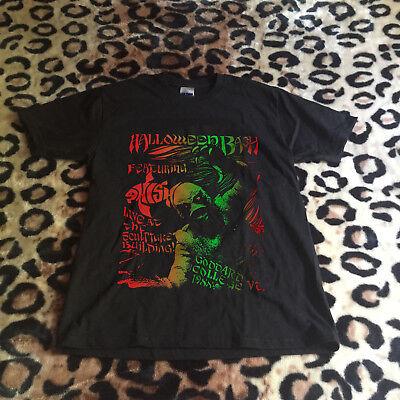 Halloween 1988 (Vintage Halloween Featuring Phish 1988 Goddard shirt)