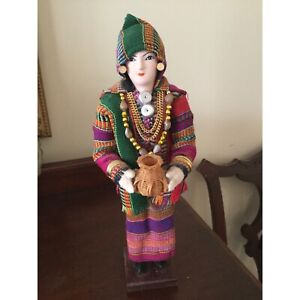 Doll Souvenir   from Laos. Mindarie Wanneroo Area Preview