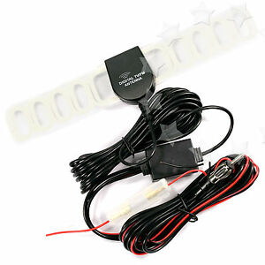 In Car Amplified Aerial SMA Radio & DVB-T Booster TV Antenna