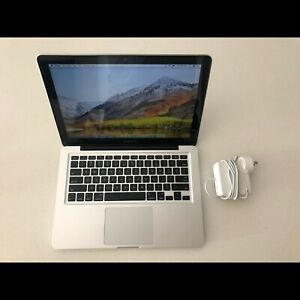 MacBook Pro 13 inch (late 2011)