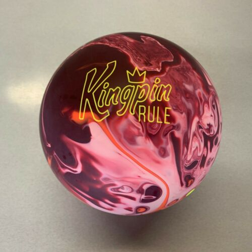 Brunswick Kingpin Rule 1st quality  BOWLING ball 16 lbs   BRAND NEW IN BOX!!!