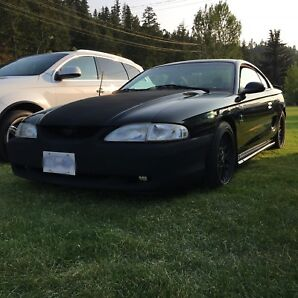 1996 Ford Mustang GT Coupe 5 Speed