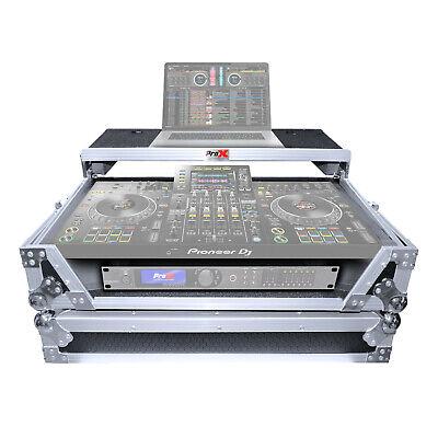 ATA Road Case Fit Pioneer XDJ-XZ Standalone DJ System - Black & Chrome  Prox