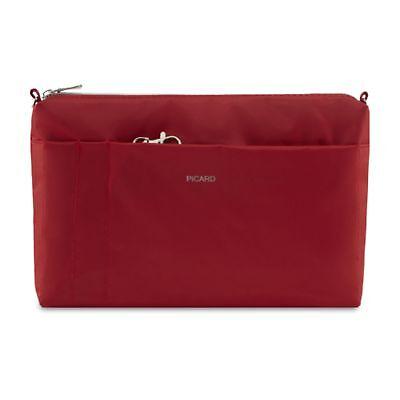 PICARD Damen Tasche Innentasche Kosmetiktasche Switchbag Rot 7841
