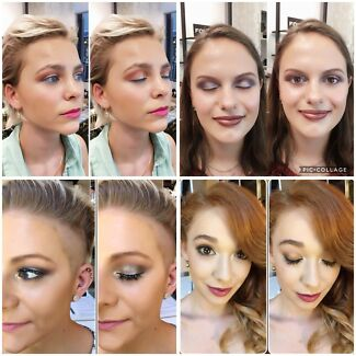 Melbourne qualified makeup artist