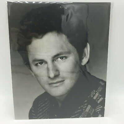 VICTOR GARBER HEAD SHOT BLACK AND WHITE