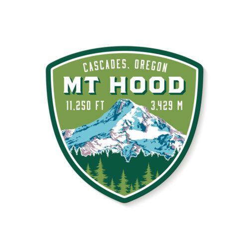 Mt. Hood Cascades Decal Sticker
